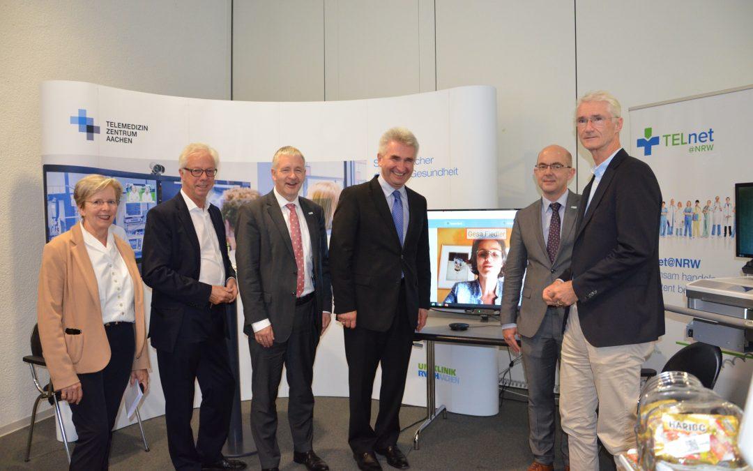 Aachen 2025: Veranstaltung zeigt, was Digitalisierung alles möglich macht – (auch) im Gesundheitswesen