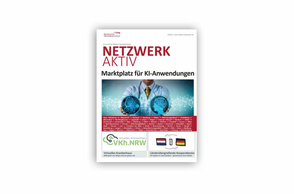 Cover Zeitschrift Netzwerk Aktiv
