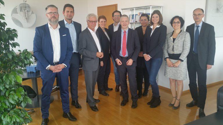 """""""Netzwerk Innovationsfondsprojekte"""" – Gemeinsam in die Regelversorgung"""