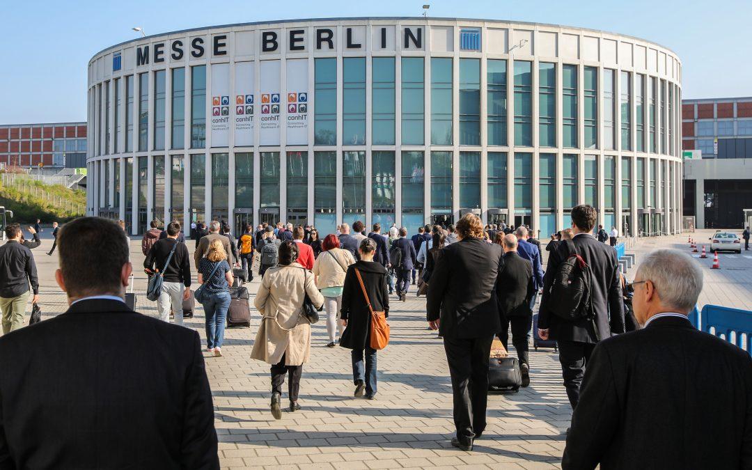 Save the Date: NRW-Gemeinschaftsstand DMEA 2019