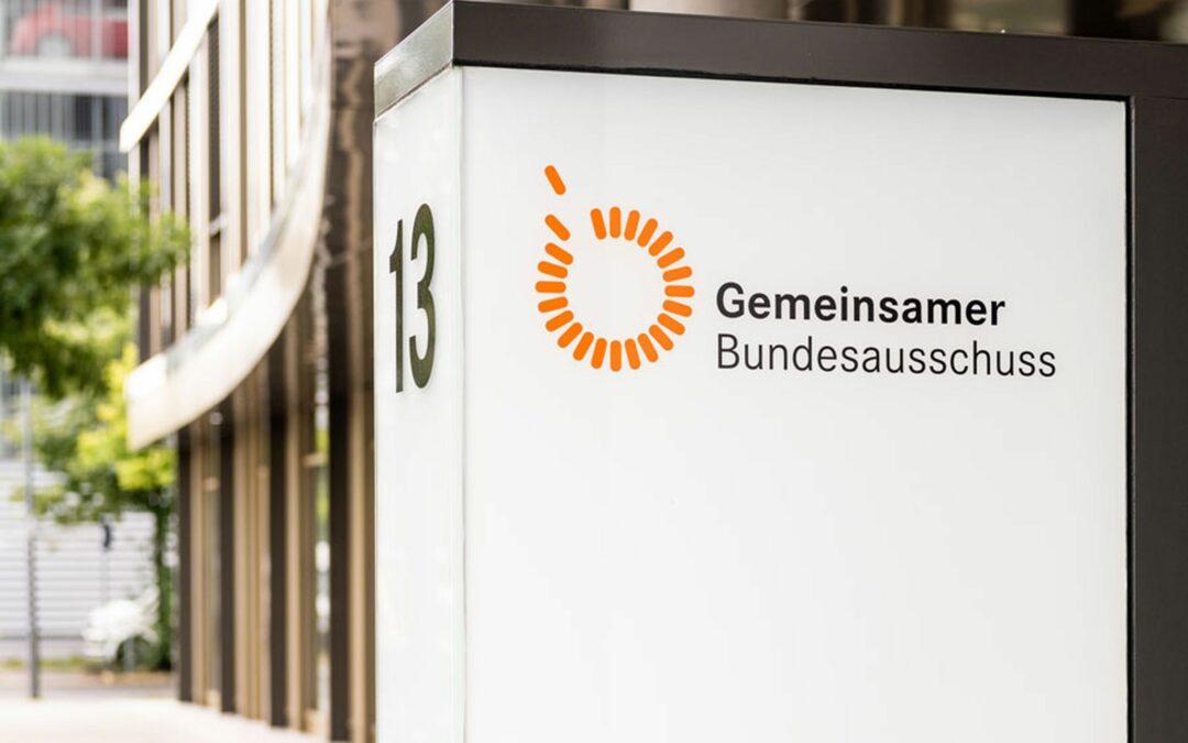 GBA möchte, dass TELnet@NRW in die Regelversorgung kommt