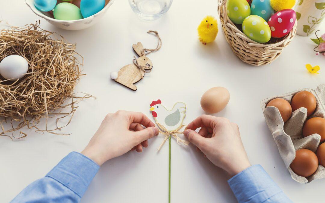 TELnet@NRW wünscht frohe Ostern!