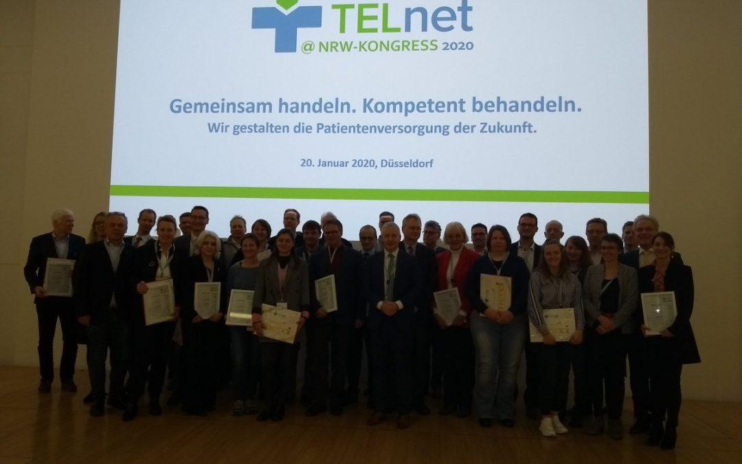 Virtuelles Krankenhaus in Nordrhein-Westfalen: Pilotphase startet Mitte 2020