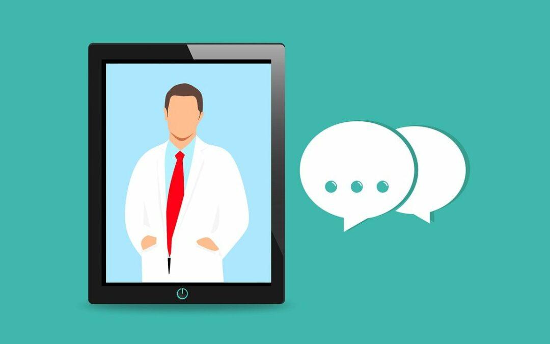 Expertenwissen zur Corona-Behandlung per Telemedizin