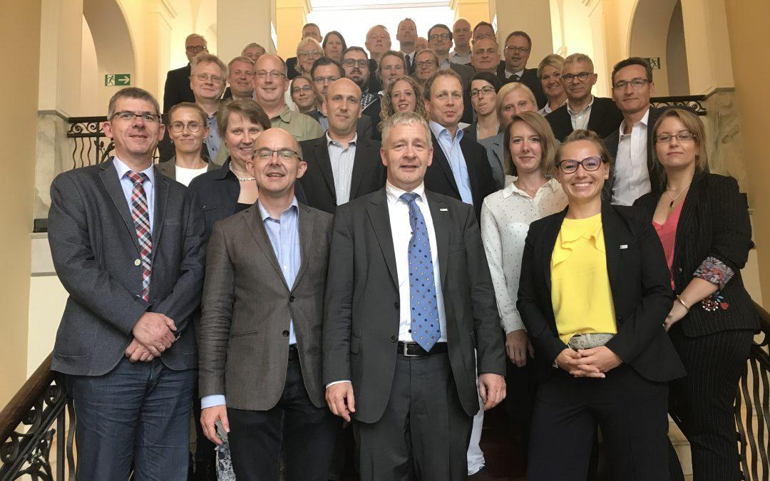 Treffen der Geschäftsführer und Chefärzte in Düsseldorf