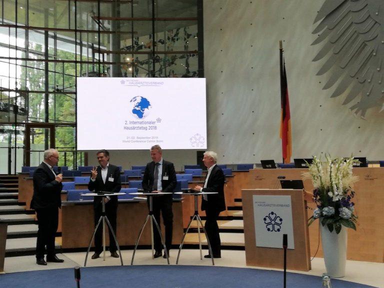 """Mitglied des ZTG-Forums Telemedizin bei BMC-Session """"Patientenwege im 21. Jahrhundert"""""""